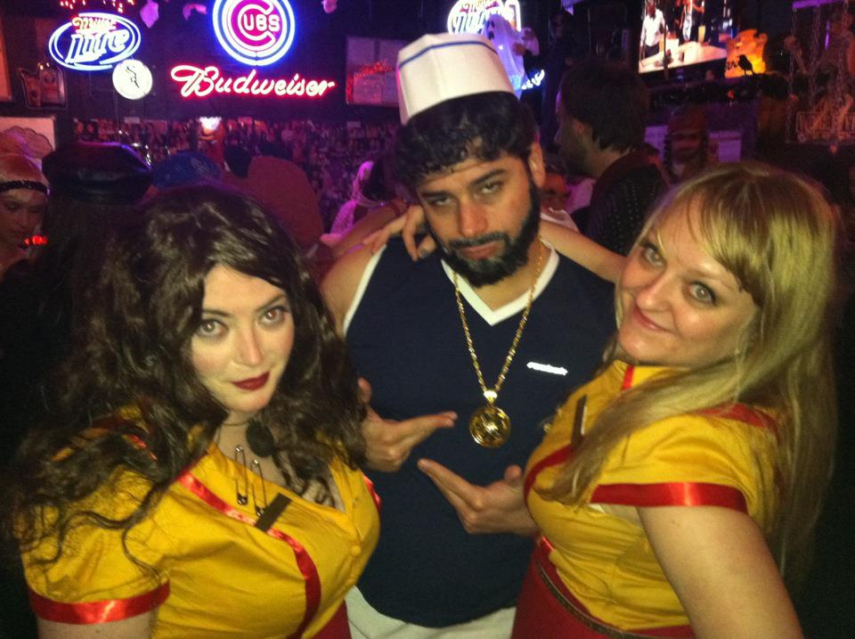 2 Broke Girls Costume Come On Mr Sunshine
